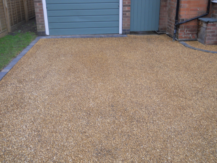 Pro-Surfacing Resin Bonded Gravel
